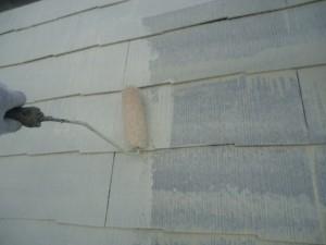 屋根の塗装の不具合