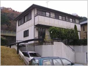 奈良県生駒市M邸