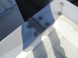 コーキングの雨漏り修理による被害