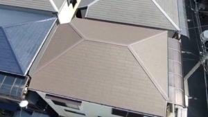 屋根の葺き替え画像
