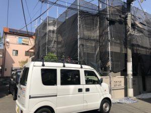 豊中市での外壁塗装